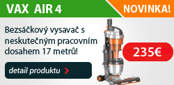 Vysavač VAX AIR PET