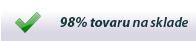 98% zboží skladem